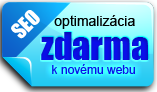 optimalizacia zdarma